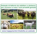Animali da fattoria in adozione