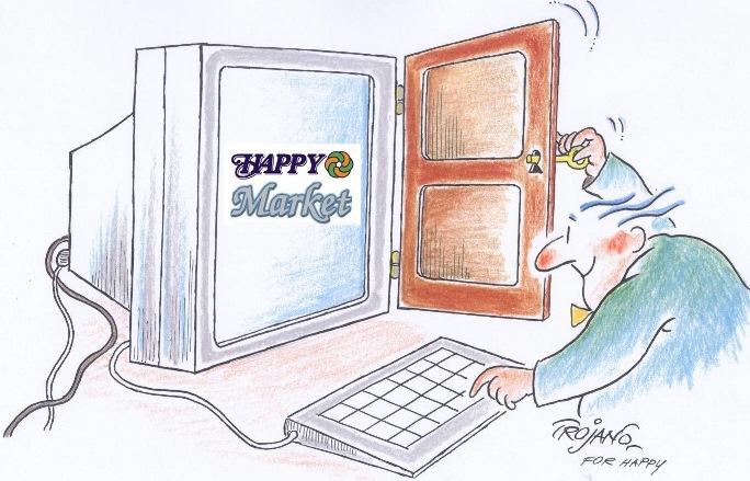 Happy market