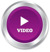 pulsante video lilla