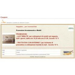 Coupons Promozionale clicca, stampa, compra e ... - Infoprodotto