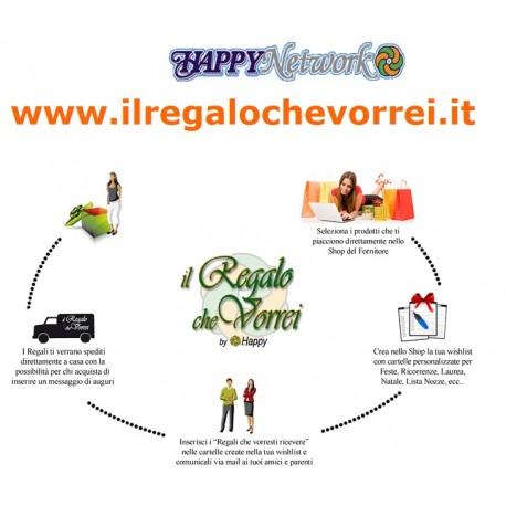 www.ilregalochevorrei.it