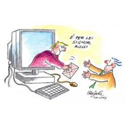 Rispondi a chi ti cerca sul web