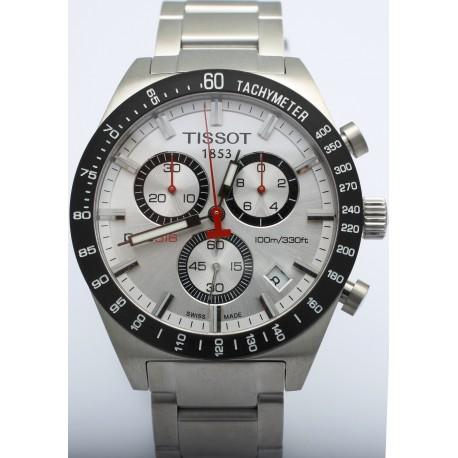 Orologio Tissot PRS 516 Chrono bracciale acciaio in vendita su Amazon