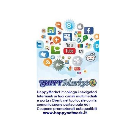 Social Network promozionali
