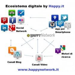 Ecosistema digitale del web 2.0