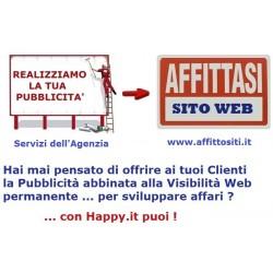 Proposta Agenzie Pubblicità - affitto o vendita siti web
