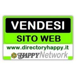 Collaborazione per Vendita o Affitto di siti web del Network Happy