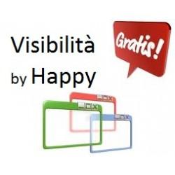 Vendere l'uso di Pagine che hanno la visibilità immediata e permanente sul web