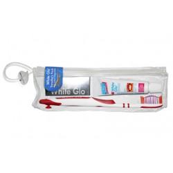 Dentifricio White Glo sbiancante - in n. 1 nel mondo per lo sbiancamento dei denti