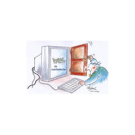 web in cartoleria