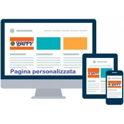 Realizzazione pagina personalizzata