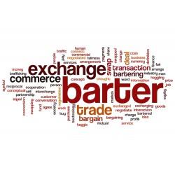 Pacchetto Barter Exchange per gli Amici di Facebook