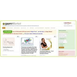 Spazio su Home Page di HappyMarket