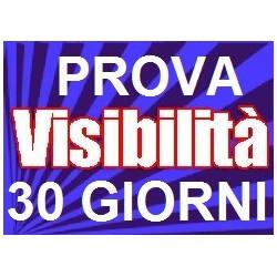 Prova visibilità gratuita Reti web