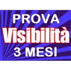 Prova visibilità gratuita Reti prodotti e servizi