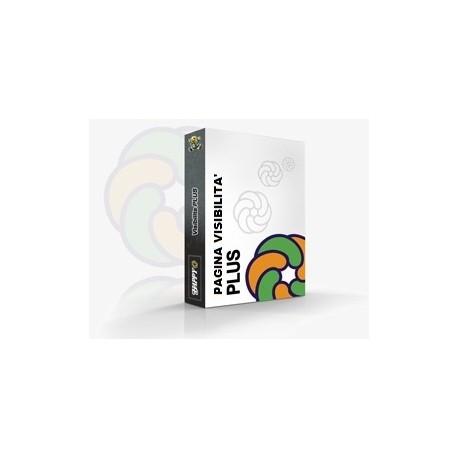 Pagina Visibilità PLUS ... per Reti di Prodotti - Servizi della stessa Impresa