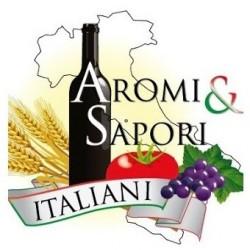 Sapori delle Regioni Italiane Regionali - Italian Regional Flavors