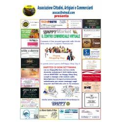 Volantino per promozione CCV ai Clienti della zona