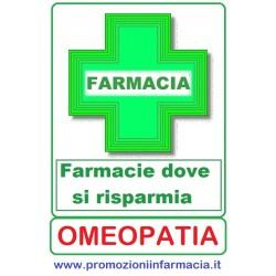 Farmacie - Pagina Risparmio per Omeopatia