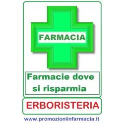 Farmacie - Pagina Risparmio per Erboristeria