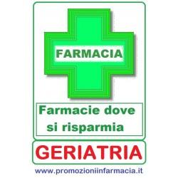 Farmacie - Pagina Risparmio per la Geriatria