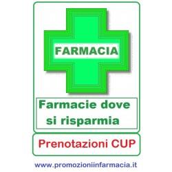 Farmacie - Pagina Risparmio - Servizio prenotazioni online CUP