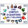 Comitati di Quartiere CdQ del 3° Millennio