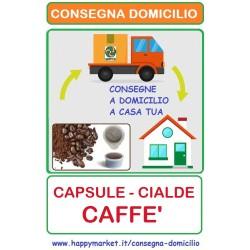 Negozi di Caffè in Cialde e Capsule che consegnano a domicilio