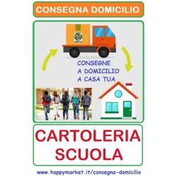 Cartolerie, Cartolibrerie e negozi che vendono Prodotti scolastici che consegnano a domicilio