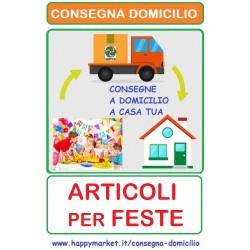 Negozi di Articoli per le Feste che consegnano a domicilio