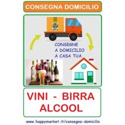 Attività che vendono Vini, Birre e Bevande con la consegna a domicilio