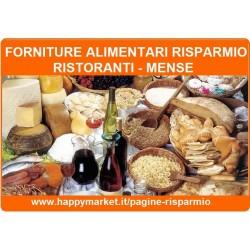 Ingrosso di prodotti alimentari che offrono il Risparmio e la Convenienza
