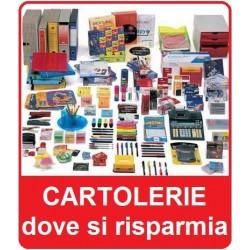Cartolerie e Cartolibrerie che offrono il Risparmio e la Convenienza