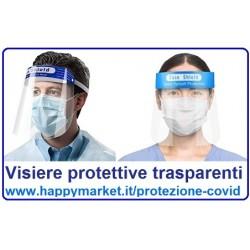 Attività che vendono Visiere protettive del viso anti Covid19