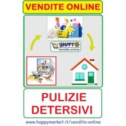 Attività che vendono onine Detersivi e articoli per le pulizie