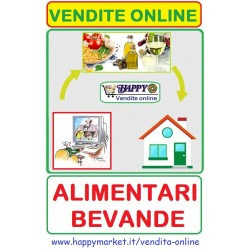 Attività che vendono online Alimentari e Bevande