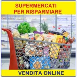 Supermercati alimentari che vendono online