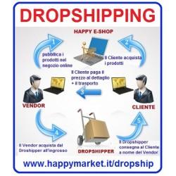 Rete di Grossisti Dropshipper