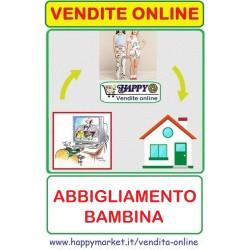 Attività che vendono online Abbigliamento Bambina