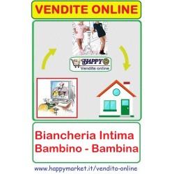 Attività che vendono online Intimo Bambini