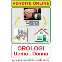 Attività che vendono online Orologi