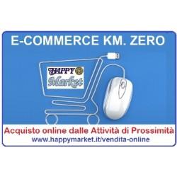 Attività che vendono con l'E-Commerce a km. zero