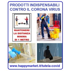 Attività che vendono prodotti per la difesa dal corona virus