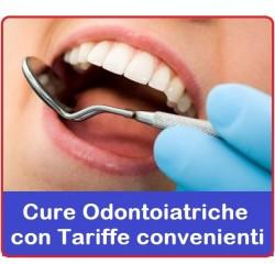 Dentisti offerta speciale pagina risparmio