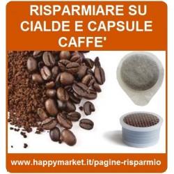 Capsule caffè offerta speciale pagina risparmio