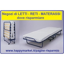 Letti - Reti - Materassi offerta speciale pagina risparmio