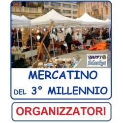 Mercatini del 3° Millennio offerta promozionale reti Organizzatori mercatino