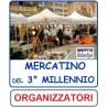ORGANIZZATORI MERCATINO - OFFERTA SPECIALE PER CREARE IL MERCATINO DEL 3° MILLENNIO