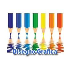 Arte Italiana - Grafica- Disegno Artistico