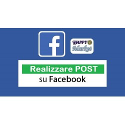 Realizzazione POST su Facebook
